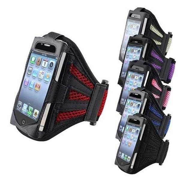 XSKEMP Original Brand Sport Armband Case Cover For 4 4S 5 5S SE Universal Waterproof Running Cycling Yoga Arm Band