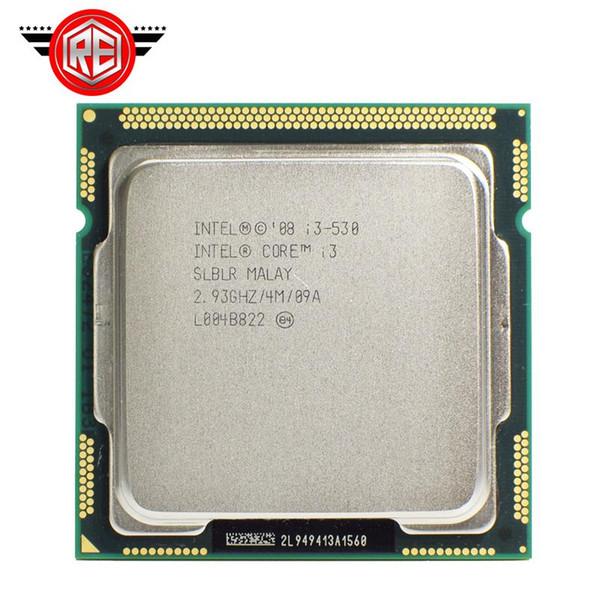 Original Intel Core i3 530 Processor 2.93GHz 4MB Cache LGA1156 Desktop CPU