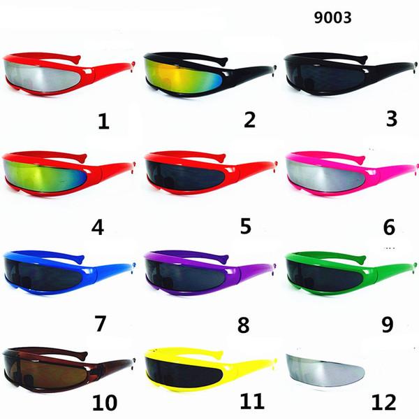 DHLEMS SHIPPING Fashion X-Men Fish-shaped Sunglasses Men Polarized Cycling Sun Glass Brand Designer outdoor Sport Riding Eyewear Optional