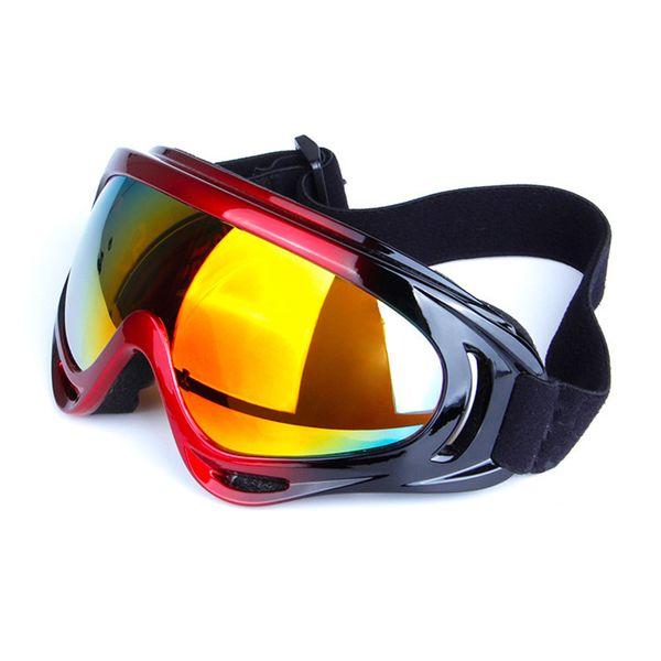2017 new Outdoor cycling glasses Anti-fog Ski Goggles UV400 Ski Glasses Double Lens Skiing Snowboard Snow Goggles Eyewear