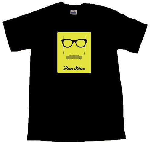 Peter Sellers Design T-SHIRT ALL SIZES # Black New Arrival Male Tees Casual Boy T-Shirt Tops Discounts