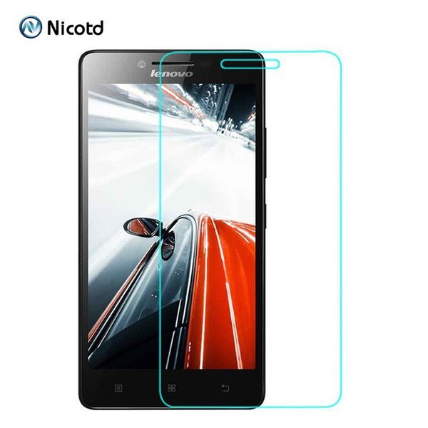 Explosion-proof Tempered Glass For Lenovo A6000 k3 Lemon 6010 Screen Protector glass film On A6010 A6000-l A 6000 Plus