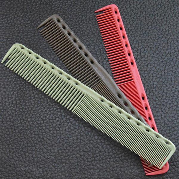 1 pz Professionale Pettini Kit Salon Barbiere Spazzole Pettine Spazzola antistatica Hair Care Strumenti Per Lo Styling Set kit per Capelli Salo