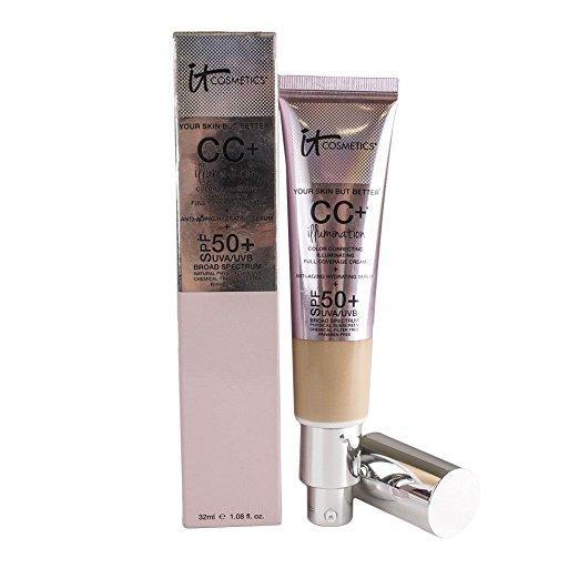NEW makeup brand it cosmetics CC Light /Medium under eye Full Coverage Waterproof Concealer foundation primer