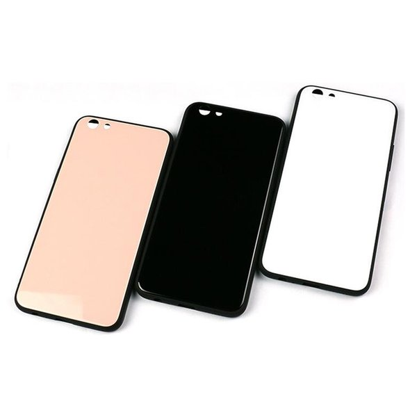 Boîtier en verre trempé pour OPPO R11S Plus Housse de protection arrière Hybride de luxe Housse antichoc pour OPPO Smartphones