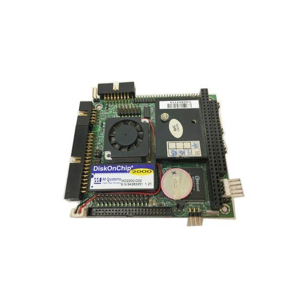 Original PCM-4335 PC / 104 motherboard industrial testado trabalhando