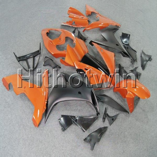 23colors + 8Gifts ABS orange black Kit de plástico de carenado para Yamaha YZF-R1 04 05 06 YZFR1 2004 2005 2006