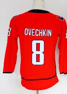 KID Ovechkin 8 RED