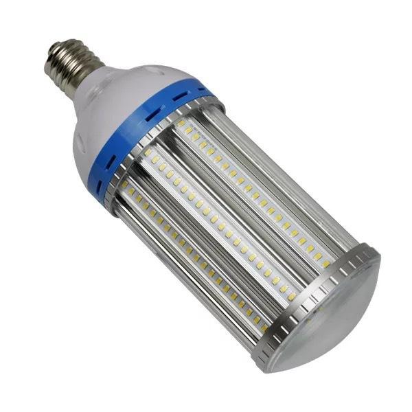 Lámpara de alta calidad de la bombilla del maíz del LED E26 E27 E39 E40 Almacén que estaciona la iluminación 27w 36w 45w 54w 80w 100w 120w