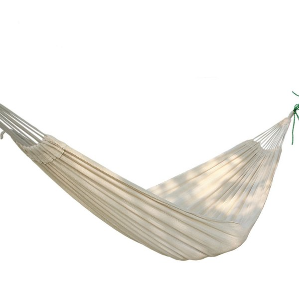 Outdoor leisure Portable Camping Garden Beach Travel hammock Thick coon hammock double hamac swing bed