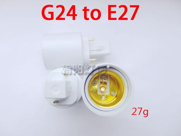 G24 إلى E27