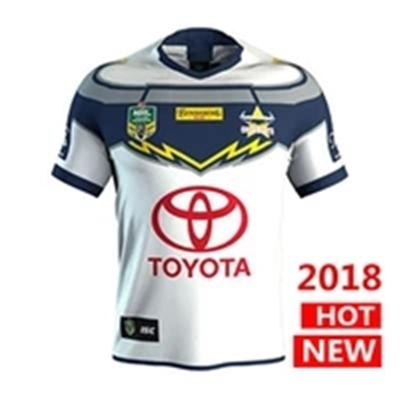 save off 48e53 be9b3 2019 DHL 2018 2019 Cowboys Rugby Jerseys Home Away Jersey NRL National  Rugby League Nrl Jersey Shirt S 3xl From Rugby123, $14.32 | DHgate.Com