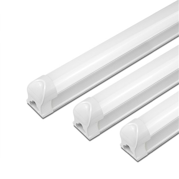 LED T8 Tubo integrato 2FT 3FT 4FT Led Tube lampada 14W 18W 22W 170-265V 85-265V luci a led per interni