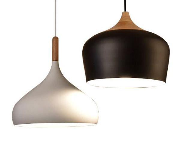 Acquista Lampade A Sospensione Design Semplice Sala Da Pranzo Lampadario Da  Cucina In Metallo Vintage Lampada A Sospensione Ristorante Luminaria Light  ...