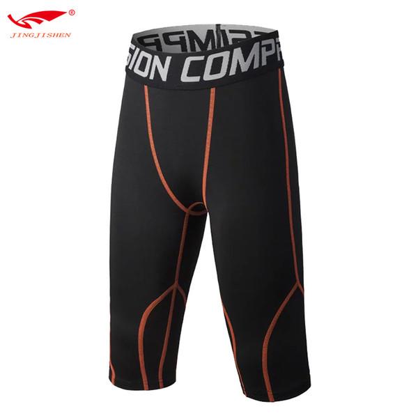 Wholesale-kids boys Running Shorts GYM Clothing Compression Tights Short Sports Football Basketball Cycling Soccer Shorts Joggers short