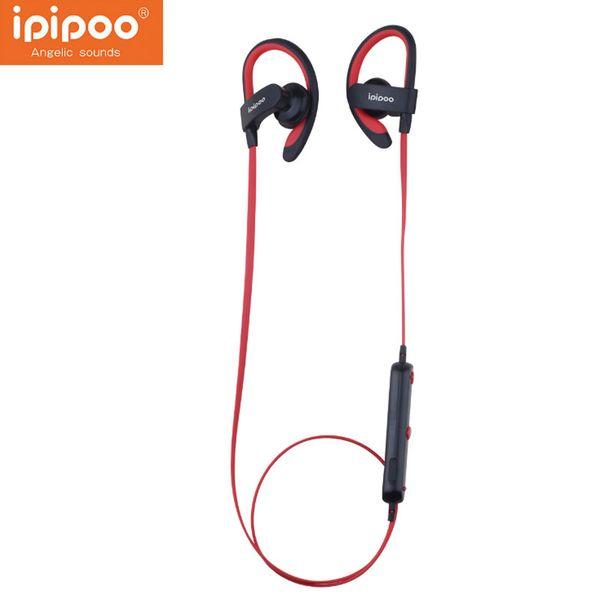 Ipipoo IL98BL патентованный бренд беспроводной bluetooth гарнитура стерео бас спортивные м