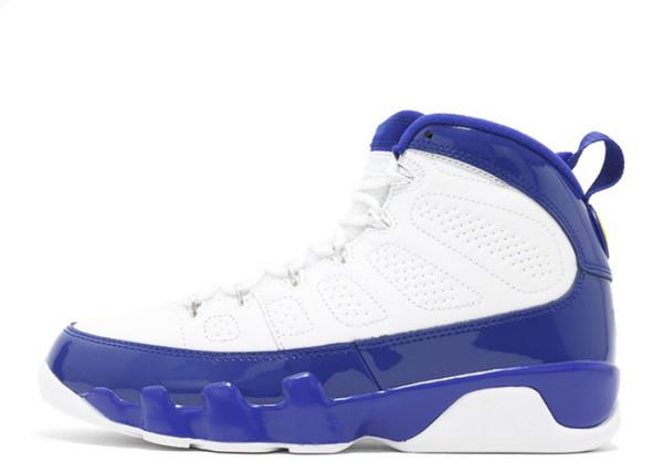 4# White Blue
