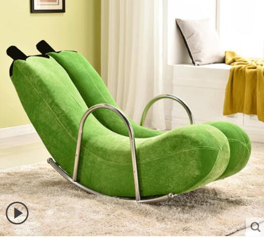 Phenomenal 2019 High Quality Brand New Banana Rocking Chair New Sofa One Pcs Ctn Lint Material Single Chair G23 From Happybabyshow 442 22 Dhgate Com Alphanode Cool Chair Designs And Ideas Alphanodeonline
