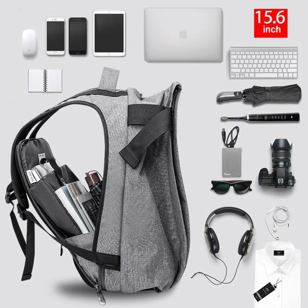 KEMY Neue Ankunft Männer 16 zoll Laptop Rucksäcke Für Teenager Korean Mode Freizeit reiserucksack Schule Rucksack