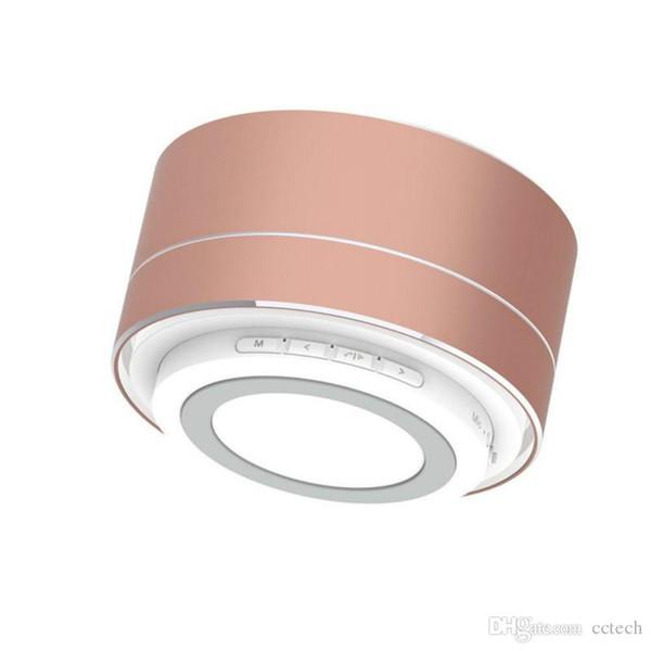 Bluetooth-Lautsprecher A10 Neue Art Drahtlose Aluminiumlegierung Tragbarer Lautsprecher für iPhone / Sony / Samsung / HTC / LG / Nokia / Oppo / Vivo / Huawei / ZTE / TCL / Meizu