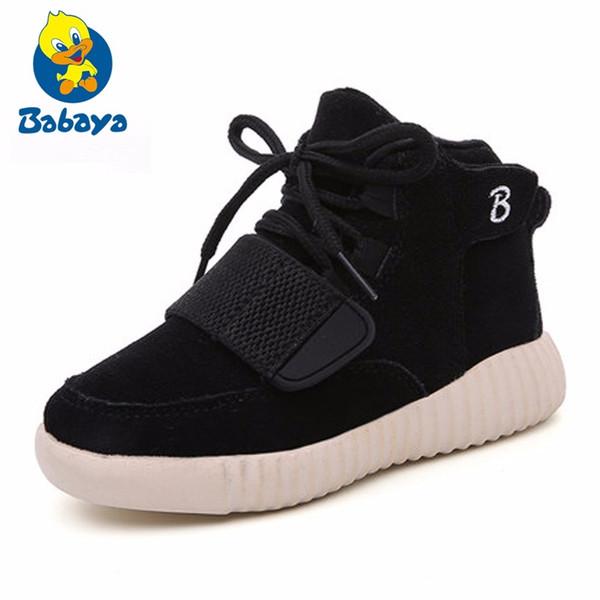 f6007cac1e7 Botas de invierno para niños Zapatillas deportivas para niños Botas para la  nieve para niños Calzado