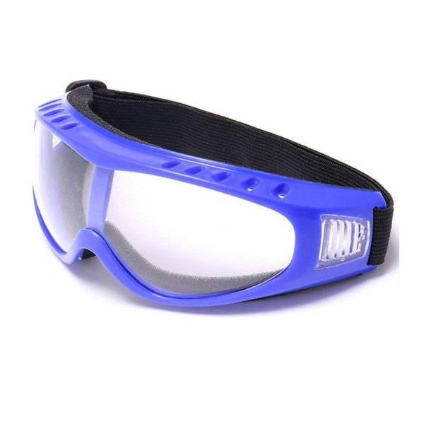 Unisex Adjustable Outdoor Glasses Motocross Cross-country Goggles Dust-proof Sunglasses Ski Riding Mountaineering Riding Outdoor
