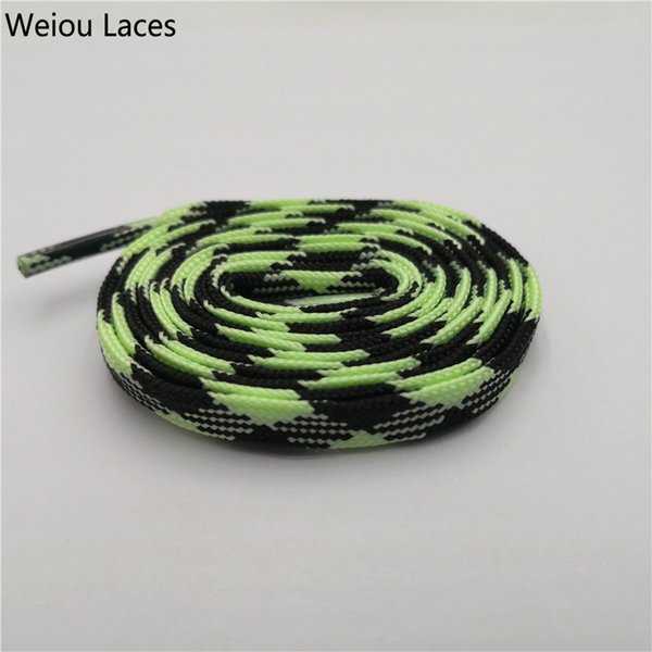 1347 Black-Glow Green 120cm