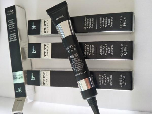 Wholesale Brand Cosmetics Eye Concealer Makeup BB cream Liquid Foundation Eye Shadow Primer eye Full Coverage Waterproof Concealer