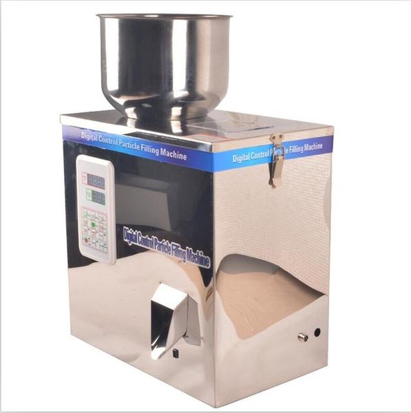 2-200g Máquina de llenado de polvo automática y pesaje