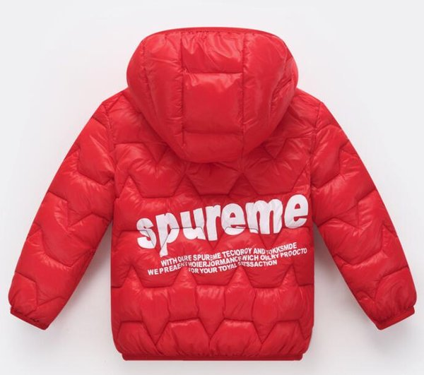 25f4a2bd9ea 2018 new children's down cotton short and light Korean version of the baby cotton  coat boys and girls autumn and winter cotton jacket