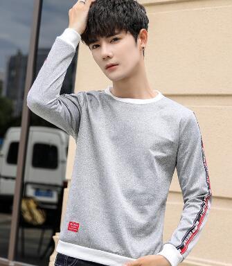 Hip-hop sweater men round neck Chinese fashion autumn winter men's shirt