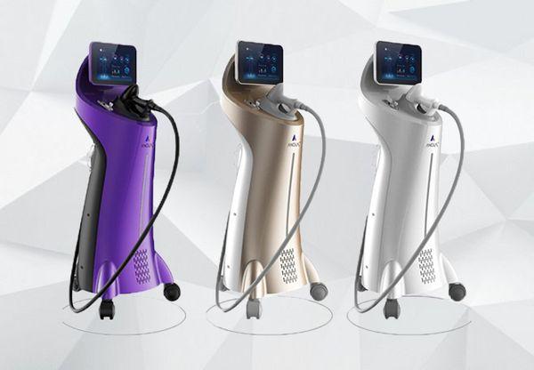 Depilación láser profesional tipo depilación vertical 808 Diodo depilación corporal / 808nm diodo depilación láser máquina de belleza