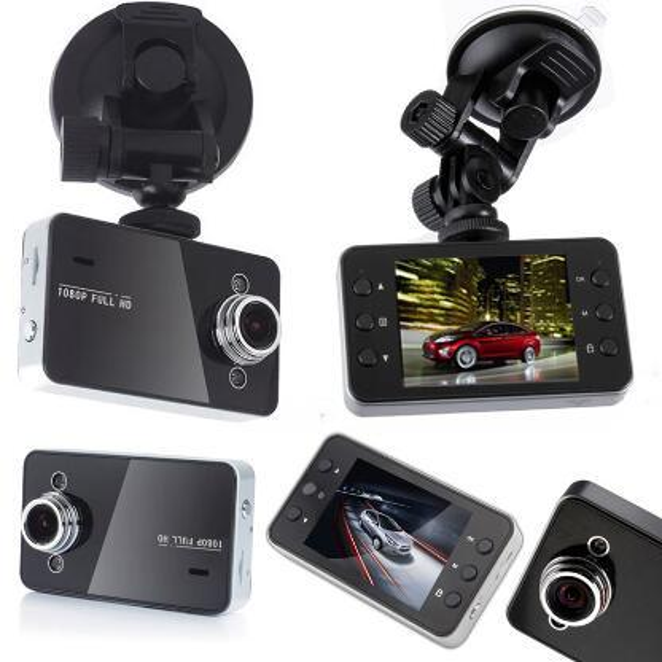 2.7 Inch K6000 LCD HDMI 1080P Car Dashboard DVR Video Night Recorder Cam Camera Motion G-sensor Video Registrator Car DVRs