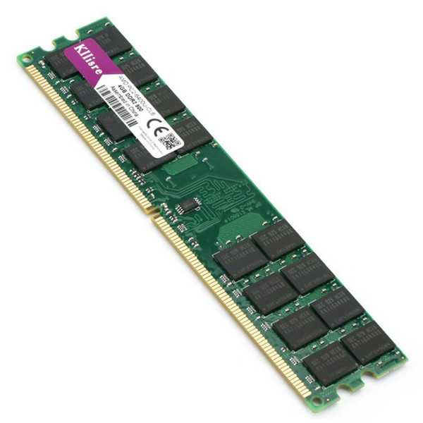 RAM DDR2 4GB 800 Mhz PC2-6400 240Pin Memory Dimm just For AMD Desktop Ram free shipping
