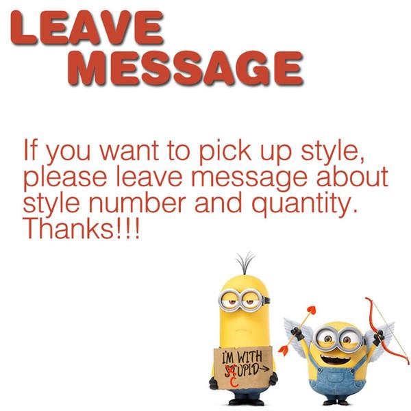 laissez un message
