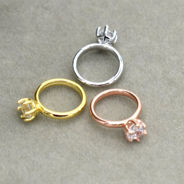 Newborn Photography Props Faux Diamond Ring Baby Shooting Photo Prop Jewelry