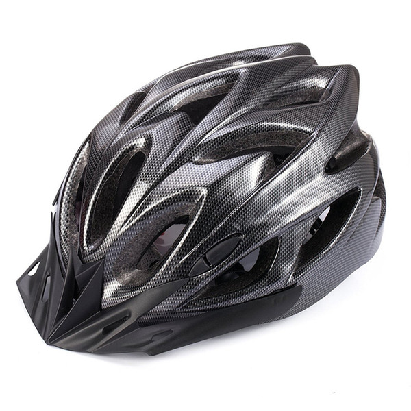 2018 Men Women Cycling Helmet Outdoor Sports Ultralight MTB Bicycle In-mold Helmet Mountain Road Bike Safety Cap Accessories