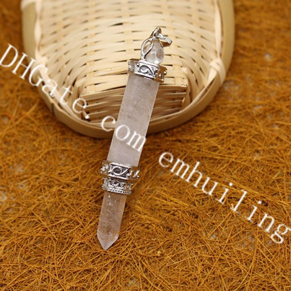 natural clear crystal
