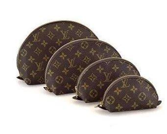 4pcs/set women COSMETIC BAGS designer clutch lady Toiletry bag make up makeup bags pouch M47353