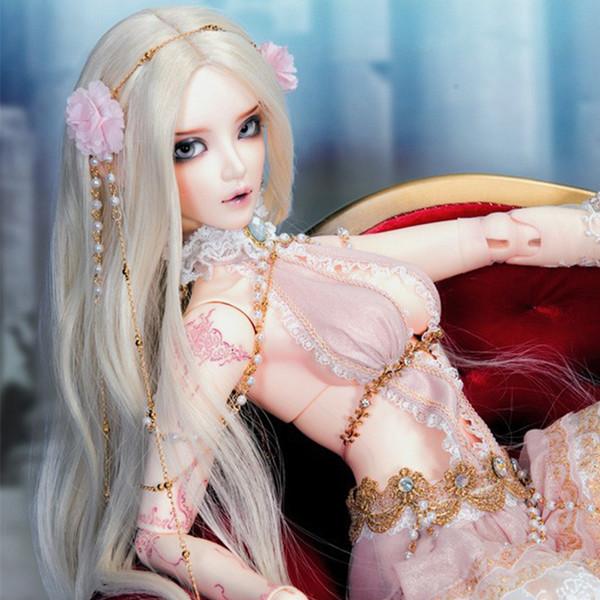 OUENEIFS Fairyland feeple65 chloe 1/3 bjd sd dolls model reborn girls boys eyes High Quality toys makeup shop resin