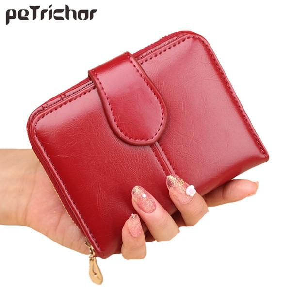 18f956e61d Brand Designer Women Wallet Many Departments Short Wallets Female Phone  Pocket Card Holder Ladies Long Small