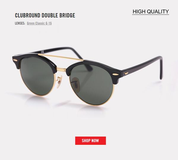 2018 new HD uv400 Pink flash women Sunglasses retro club round Brand Men Sun glasses Coating Drive gafas De Sol master gradient eyeglass.