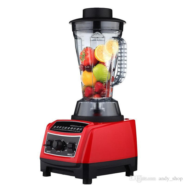 1800W Commercial Blender Mixer Juicer Food Processor Smoothie Bar Fruit Electric Food Machine 28000R/min Cooking Machine