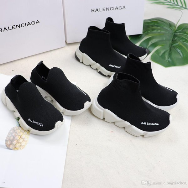 2019 baratos wholsale Kids Boy girl Sports Shoes Boy Girl Sneakers Baby Infant Soft Bottom Shoes