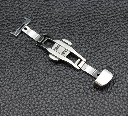 best selling HOT SELL Stainless steel watch accessories watch buckle Folding clasp