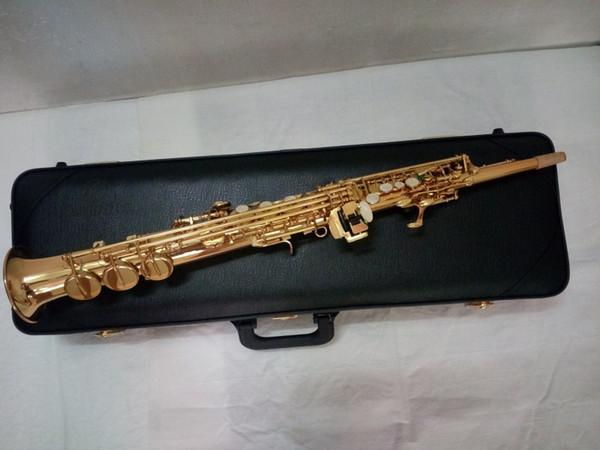 Янагисава S-901 сопрано-саксофон си-бемоль играет профессионально лучшие музыкальные инструменты Бесплатная доставка профессиональный