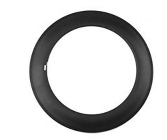 Super Light 700c 88mm Clincher Rim Full Carbon Fibre Material Road Bike Wheel 23mm Width 88mm Depth Wheel Basalt Braking Surface UD Matte
