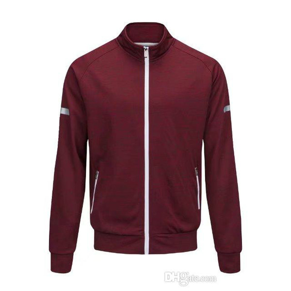 Diseñador de la marca -2018 chaqueta de buena calidad, desgaste superior de los hombres, puede hacer logotipos personalizados, envío gratis
