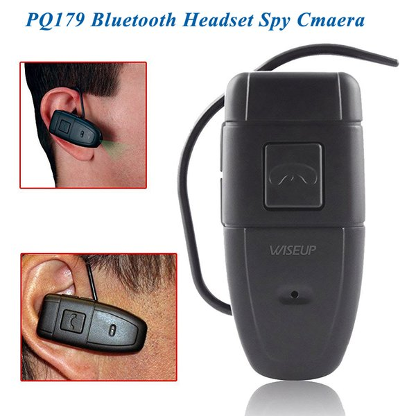 16GB memory built-in Bluetooth camera Bluetooth Earphone mini Camera dv dvr Camcorder Separate voice recording and take photo PQ179