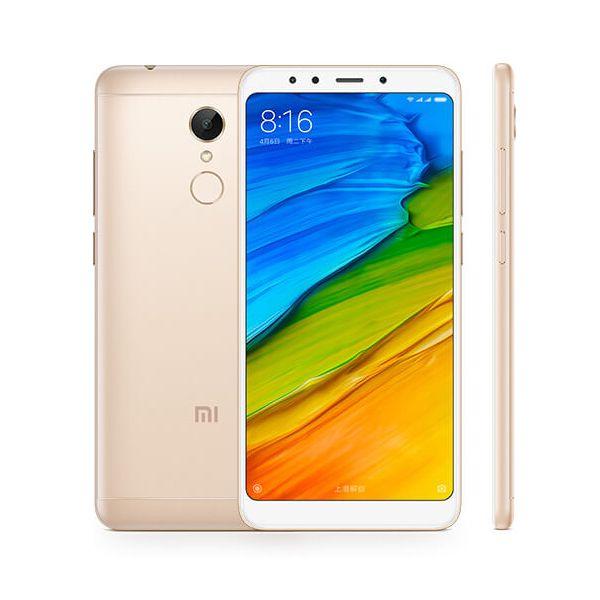 Original Xiaomi Redmi 5 4G LTE Cell Phone 3GB RAM 32GB ROM Snapdragon 450 Octa Core Android 5.7 inch 12MP Fingerprint ID Smart Mobile Phone